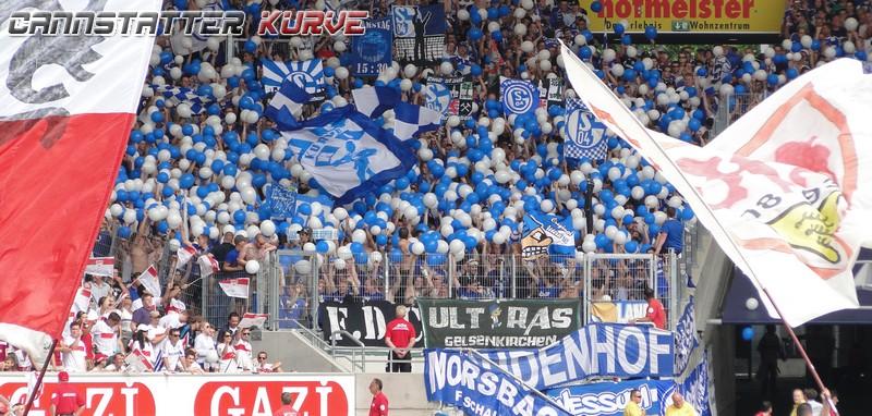 bl01 060811 VfB - FC Schalke 04 3-0 Gegner --- 0009