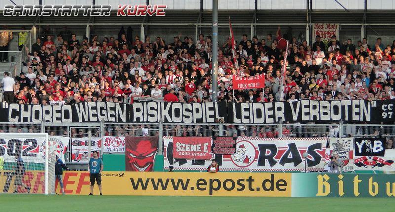 dfb01 290711 SV Wehen Wiesbaden - VfB 1-2 --- 0044
