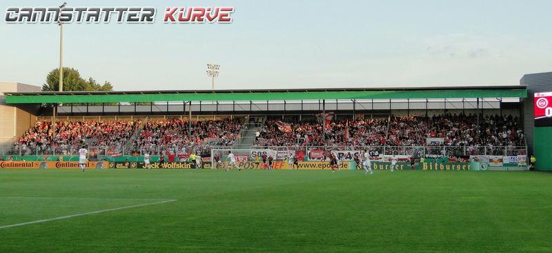 dfb01 290711 SV Wehen Wiesbaden - VfB 1-2 --- 0054