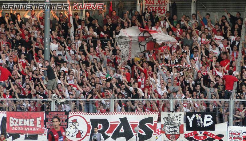 dfb01 290711 SV Wehen Wiesbaden - VfB 1-2 --- 0067