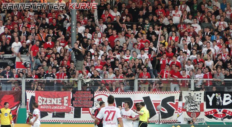 dfb01 290711 SV Wehen Wiesbaden - VfB 1-2 --- 0071