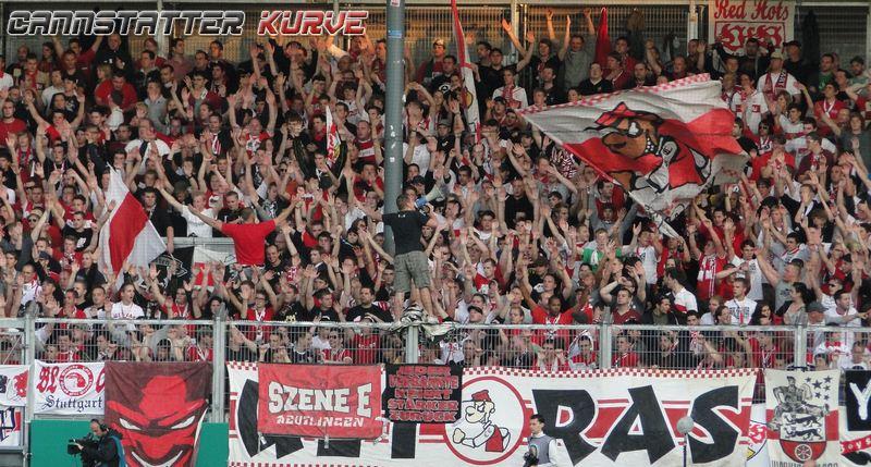 dfb01 290711 SV Wehen Wiesbaden - VfB 1-2 --- 0077