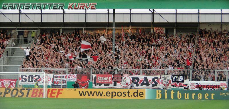 dfb01 290711 SV Wehen Wiesbaden - VfB 1-2 --- 0080