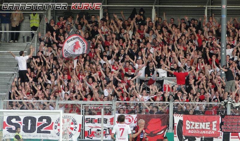 dfb01 290711 SV Wehen Wiesbaden - VfB 1-2 --- 0095