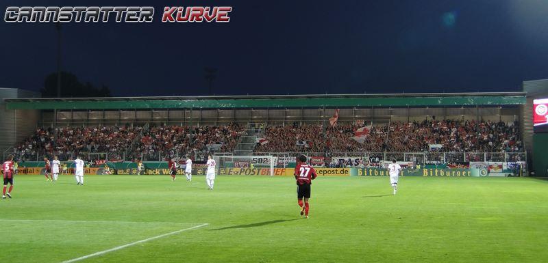 dfb01 290711 SV Wehen Wiesbaden - VfB 1-2 --- 0117