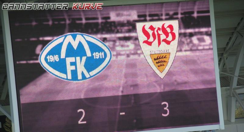 uefa01 290710 FK Molde - VfB 2-3 --- 0149