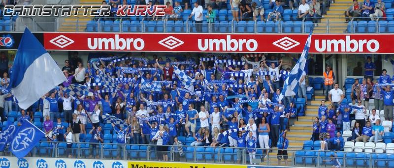 uefa01 290710 FK Molde - VfB 2-3 Gegner --- 0009