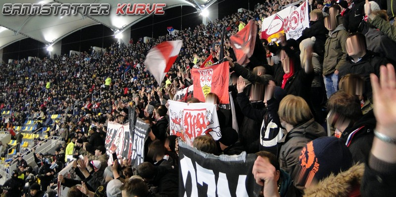 uefa07 221112 FC Steaua Bukarest - VfB --- 0160