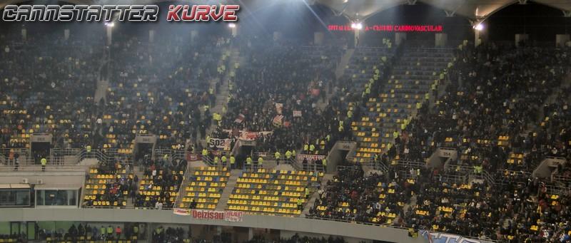 uefa07 221112 FC Steaua Bukarest - VfB --- 0194