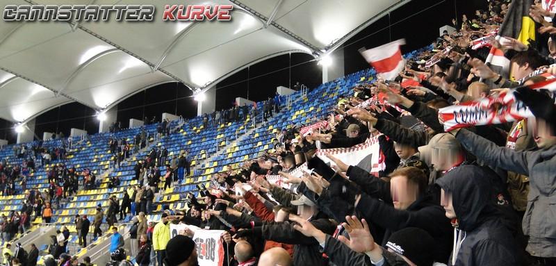 uefa07 221112 FC Steaua Bukarest - VfB --- 0270