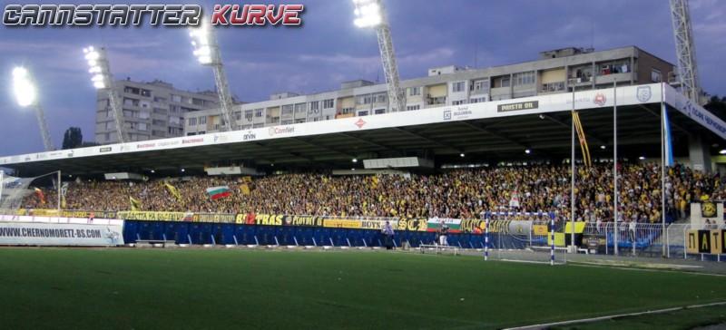 uefa1314-01 2013-08-01 Botev Plovdiv - VfB - Gegner - 017