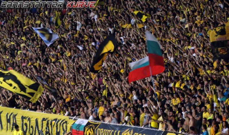 uefa1314-01 2013-08-01 Botev Plovdiv - VfB - Gegner - 020