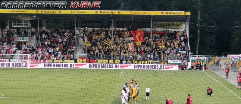 uefa1314-02 2013-08-08 VfB - Botev Plovdiv - Gegner - 019
