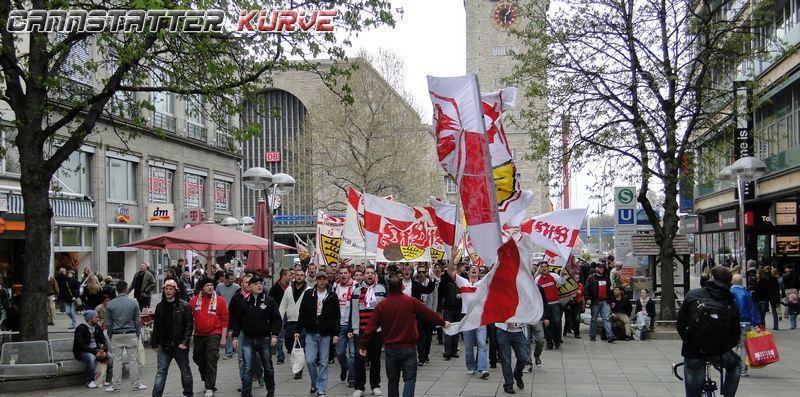 z Pro altes VfB Wappen 140412 Koenigstrasse Schlossplatz --- 0005