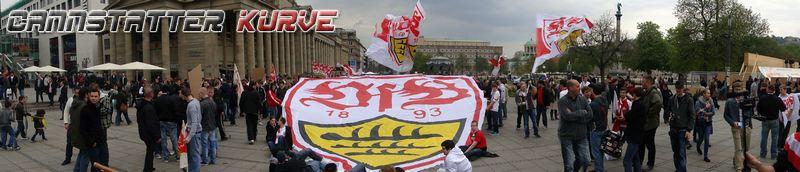 z Pro altes VfB Wappen 140412 Koenigstrasse Schlossplatz --- 0064