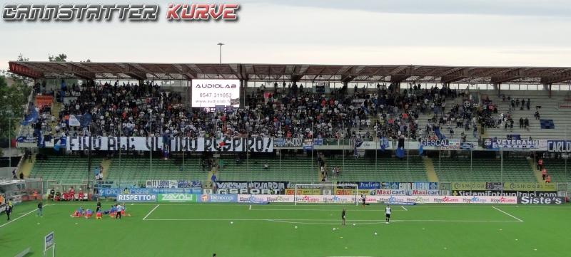 Italien-1314-Finale-Playoff-Hinspiel AC Cesena - US Latina - Gegner - 003