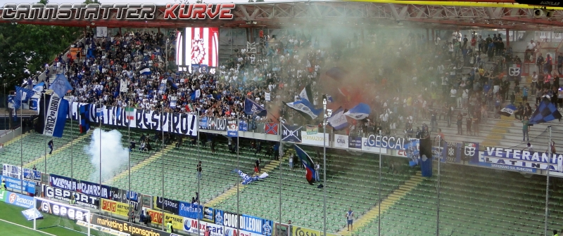 Italien-1314-Finale-Playoff-Hinspiel AC Cesena - US Latina - Gegner - 009
