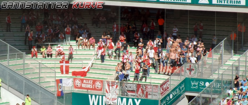 france1-1415-02 AS St. Etienne - Stade de Reims - Gegner - 001