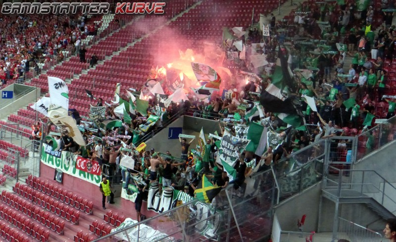 uefa1617-01 2016-09-15 FSV Mainz 05 - AS St. Etienne - p1070840