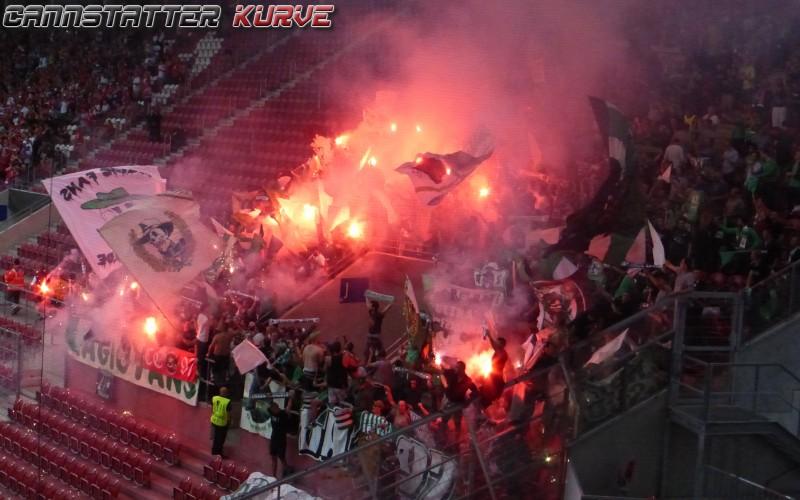 uefa1617-01 2016-09-15 FSV Mainz 05 - AS St. Etienne - p1070841