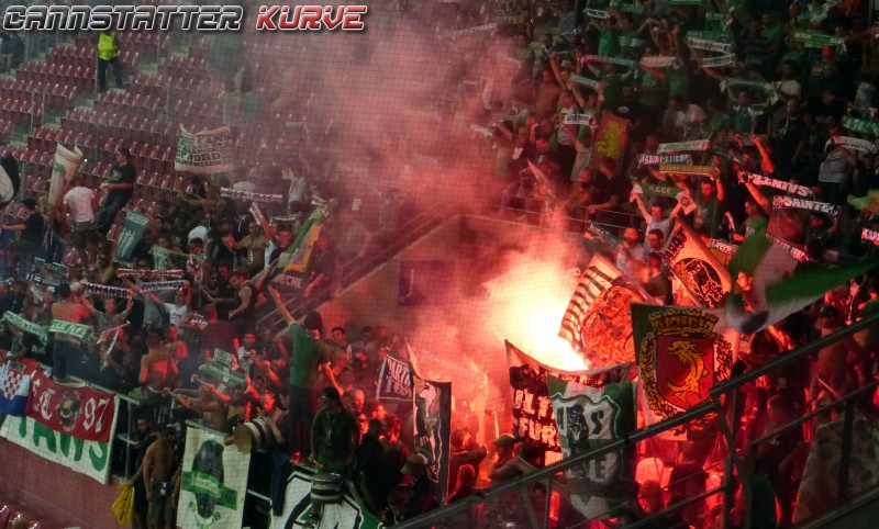 uefa1617-01 2016-09-15 FSV Mainz 05 - AS St. Etienne - p1070868